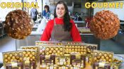 Pastry Chef Attempts to Make Gourmet Ferrero Rocher
