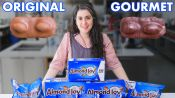 Pastry Chef Attempts to Make Gourmet Almond Joys