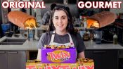 Pastry Chef Attempts to Make Gourmet Twix