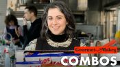 Pastry Chef Attempts to Make Gourmet Combos
