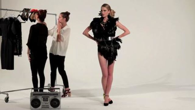 CNE Video | Ready For Some Full-On Fashion? Get Pumped for Glamour's September 2012 Issue