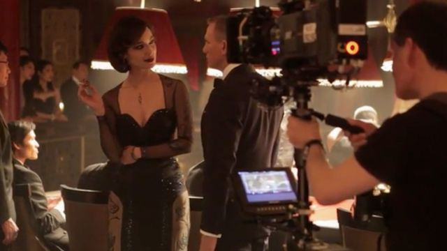 CNE Video | Skyfall's Berenice Marlohe On Being a Femme Fatale Bond Girl