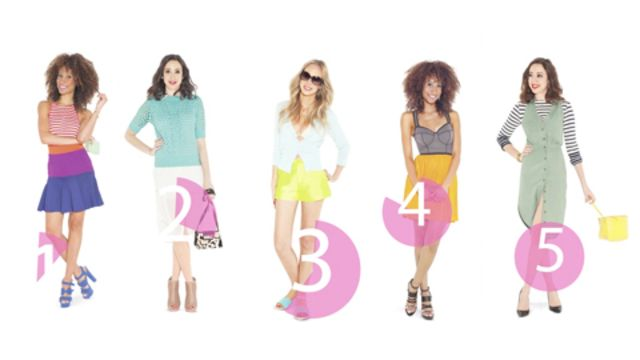 CNE Video   5 Summer Date-Night Outfit Ideas in 60 Seconds