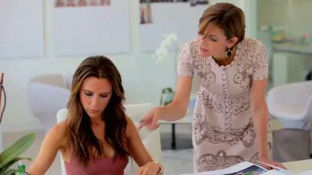 CNE Video | Victoria Beckham on Making Glamour's September 2012 Full-On Fashion Issue