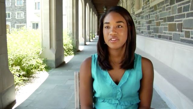 CNE Video | Glamour's 2011 Top 10 College Women: Amber Koonce
