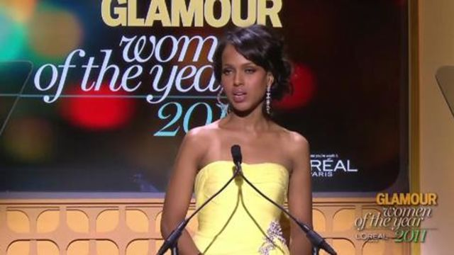 CNE Video | The Best Moments of Glamour Magazine's 2011 Women of the Year Awards