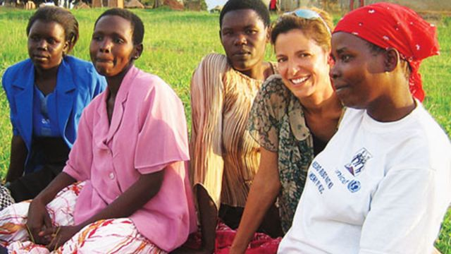 CNE Video   Glamour Magazine's Women of the Year Fund Honorees: Uganda's Empowering Hands
