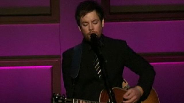 CNE Video | American Idol David Cook Surprises Hilary Clinton With a Song - Glamour 2008 Women of the Year