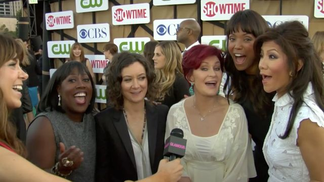 CNE Video | Red-Carpet Fun With the Stars of CBS, CW, and Showtime, Including Neil Patrick Harris, Tyra Banks, and More!