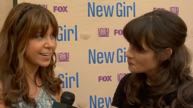 CNE Video | The Cast of New Girl Talk Jess and Nick's Hook Up, Schmidt's First Name, and Other Show Secrets