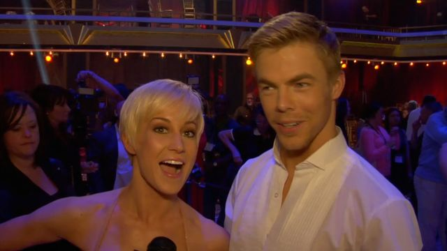 CNE Video | Backstage at the Dancing With the Stars Finale