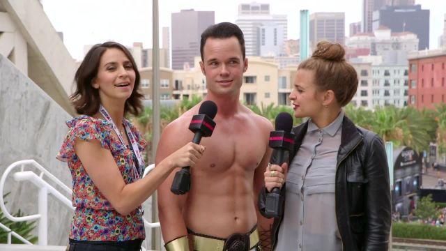 CNE Video   Why Do Guys... Desire Certain Super Powers?