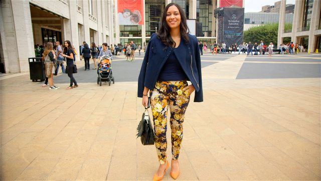 CNE Video | How New York Fashion Week Showgoers are Wearing Fall's Hottest Looks
