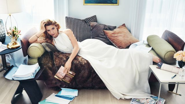 CNE Video | Homeland's Claire Danes Spills Secrets at Glamour Shoot