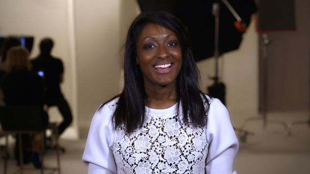 CNE Video | The Winner of Dress to Kill Goes On-Set for her Glamour Fashion Shoot