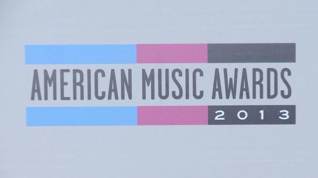 CNE Video | We Go Star-Gazing on the 2013 AMAs Red Carpet