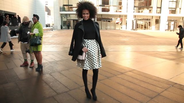 CNE Video | What to Wear to Work When It's Freezing Outside, Courtesy of New York Fashion Week