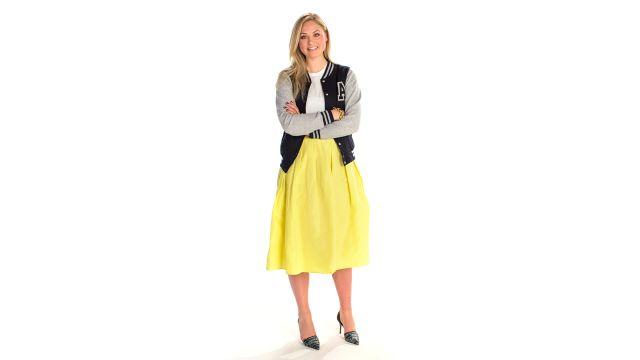 CNE Video   The Midi Skirt Trend