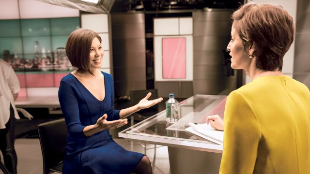CNE Video | MSNBC Anchor Alex Wagner on Creating Her Own Career Path (Plus Advice on How You Can Forge Your Own, Too)