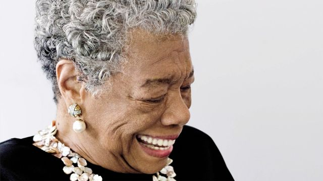 CNE Video | Maya Angelou's Inspiring 2009 Glamour Women of the Year Speech