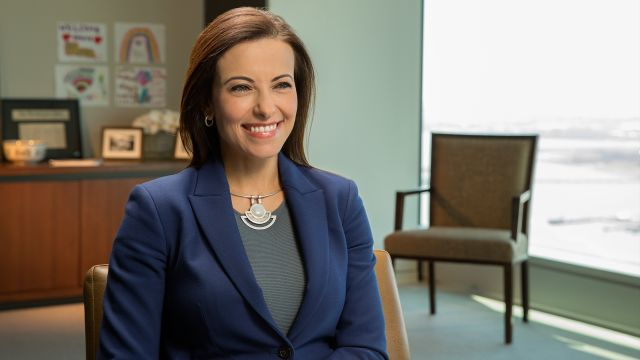 CNE Video | How to Become a Leader: Advice from Goldman Sachs's Dina Powell