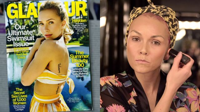 CNE Video   Steal Hayden Panettiere's Sun-Kissed Glow from her Glamour Cover