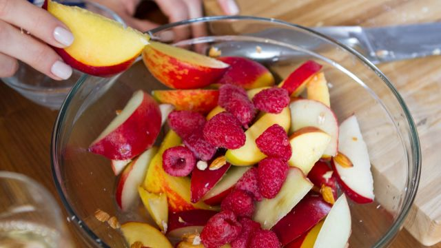 CNE Video | How to Make a Healthy Drunk Fruit Salad