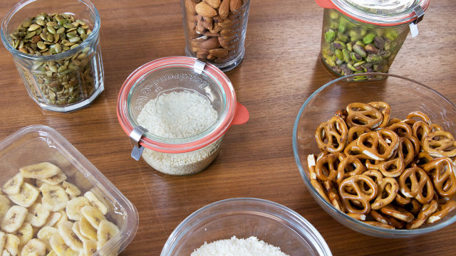 CNE Video | A Healthy Trail Mix Recipe For Your Next Road Trip