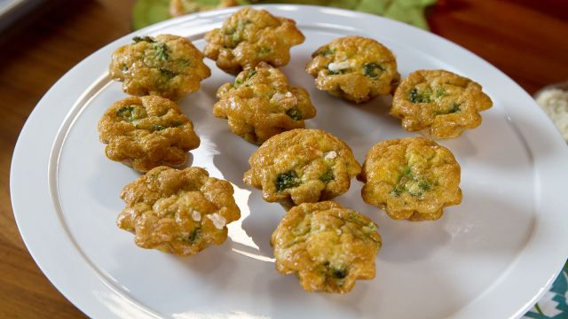 CNE Video | Party Treats! Here's How to Make Healthier Broccoli and Cheese Tarts