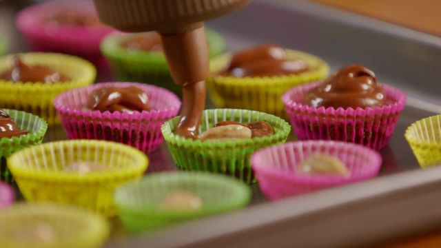 CNE Video | Dark Chocolate Almond Butter Cups: The Perfect Party Treat!