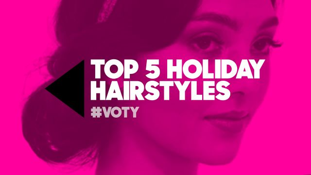 CNE Video | 5 Holiday Hairstyles You Must Try Now