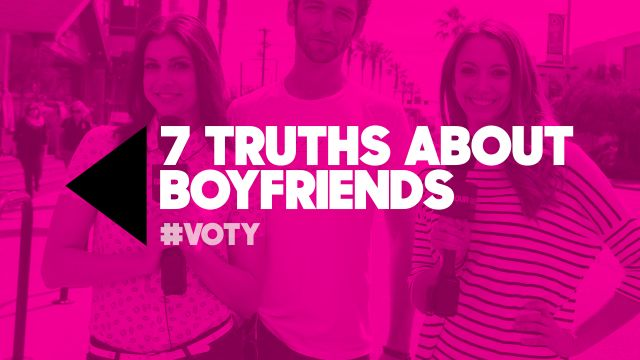 CNE Video | 7 Ways Guys Try to Make a Relationship Work