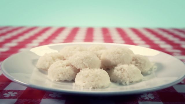 CNE Video | Coconut Water Donut Holes