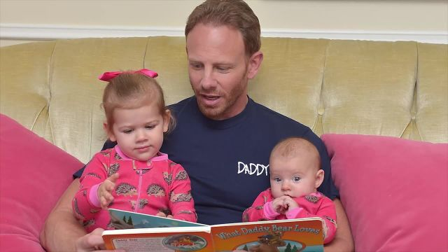 CNE Video | Sharknado Star Ian Ziering Is the Most Adorable Dad Ever