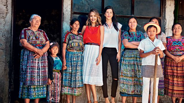 CNE Video | Jessica Alba and Rebecca Minkoff Travel to Guatemala