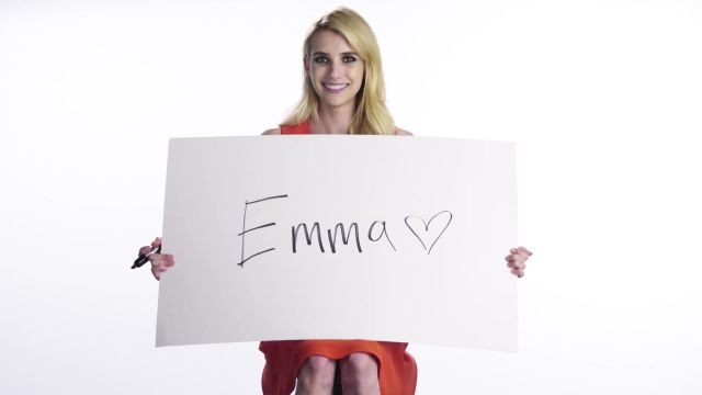 CNE Video | Things We Learned About Emma Roberts at Her Glamour Cover Shoot: She's Pro-Hillary, Anti-Ointment