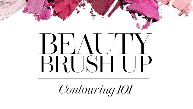 CNE Video | Beauty Brush Up: Contouring 101