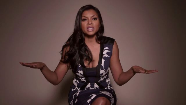 CNE Video | Taraji P. Henson Describes Her Hero, Her Dad