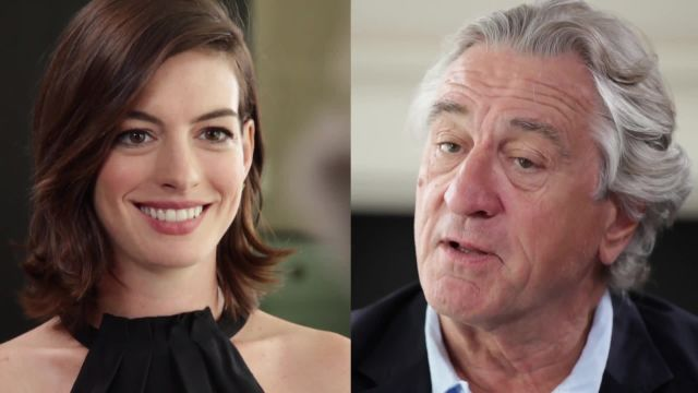 CNE Video | Anne Hathaway and Robert De Niro: What I Learned From Working with You