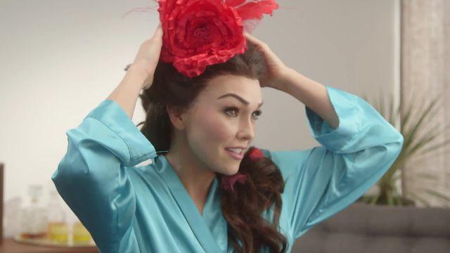 CNE Video | Kate Middleton as Belle Halloween Makeup Tutorial