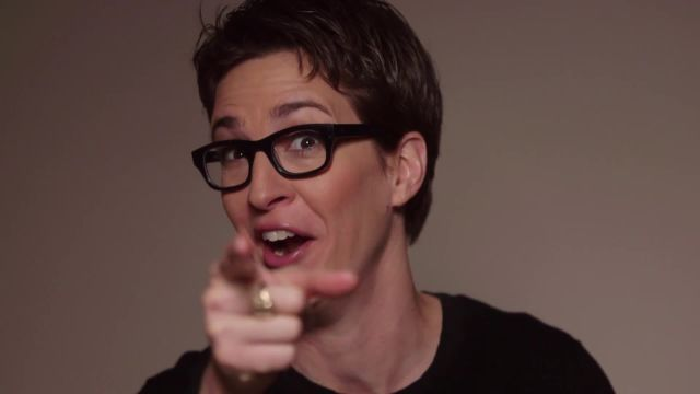 CNE Video | Rachel Maddow on Confidence and Faking It 'till You Make It