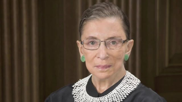 CNE Video | Ruth Bader Ginsburg on the Fight to End Gender Discrimination
