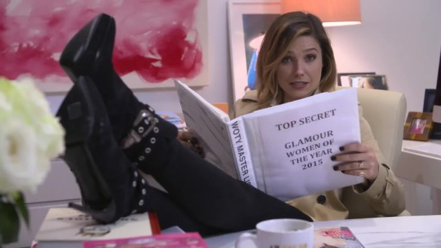 CNE Video | Sophia Bush and Glamour Want YOU at the Women of the Year Awards