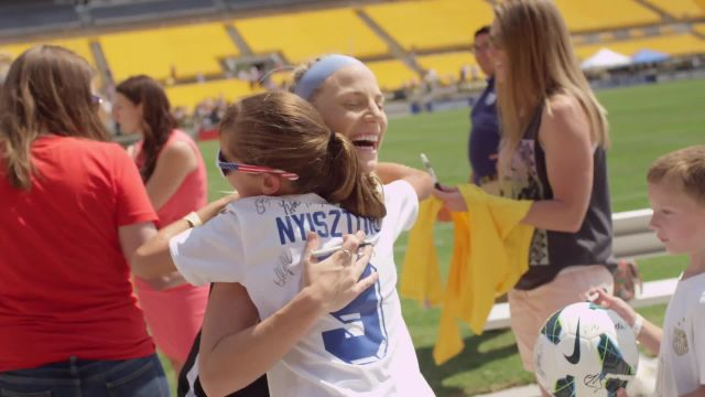CNE Video | US Women's National Soccer Team and World Cup Champions: It's Not Just About the Soccer