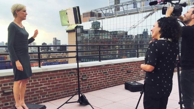 CNE Video | On Filming Planned Parenthood's Cecile Richards: Director Alex Stapleton
