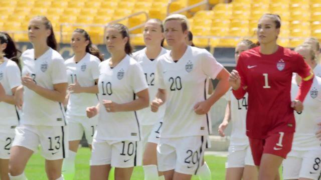 CNE Video | Filming the U.S. Women's Soccer Team: Filmmaker Marjan Tehrani