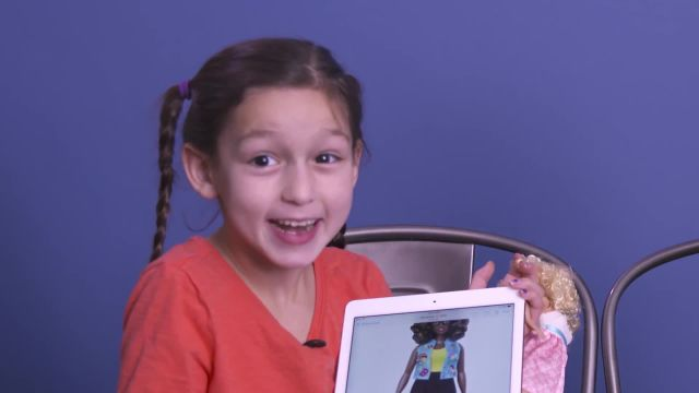 CNE Video | Young Girls React to Seeing the New Barbies for the First Time