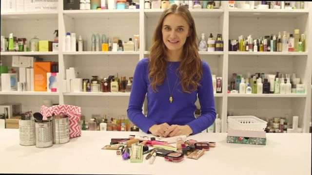 CNE Video | Organize Your Beauty Products With Tidy Tova's Simple Tips