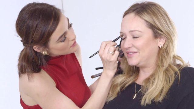 CNE Video | Watch Lucy Hale Do Her Makeup Artist's Makeup