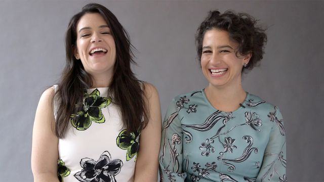 CNE Video | Ilana Glazer and Abbi Jacobson Share 7 Broads They Love